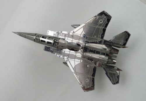 MAQUETTE METAL EARTH F-15 EAGLE REF MMS082