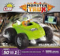 JEU DE CONSTRUCTION COBI - MONSTER TRUX - REF 20051