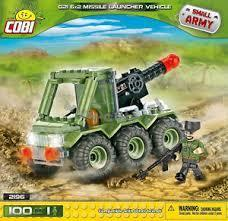 JEU DE CONSTRUCTION COBI LANCE MISSILE REF 2196 SMALL ARMY