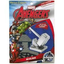 MAQUETTE METAL MARVEL AVENGERS REF MMS320