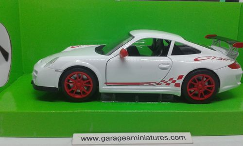 PORSCHE 997 GT3 RS MARK 2 LUCKY DIE CAST AU 1/24